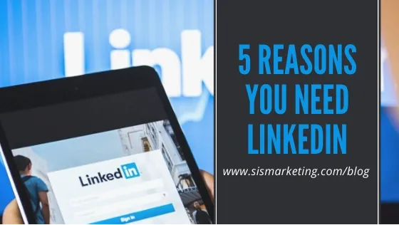 5 Reasones of Linkend